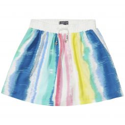 Tommy Hilfiger Rock Vertical Stripe Skirt