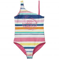 Tommy Hilfiger Badeanzug Painted Stripe