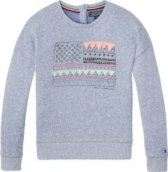Tommy Hilfiger Sweatshirt Flag