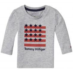 Tommy Hilfiger Langarmshirt Flag Baby Boy