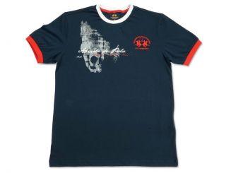 La Martina T-Shirt Blu