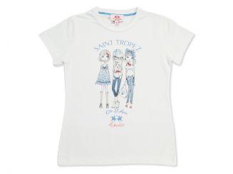 La Martina T-Shirt Bianco