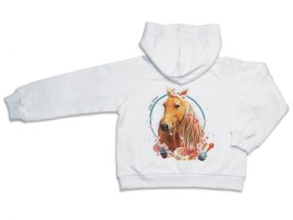 T-Shirt T-Shops Sweatjacke Ponny