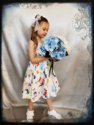 Monnalisa Kleid Abuto Summer