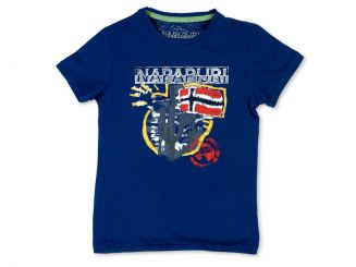 Napapijri T-Shirt K Savanna