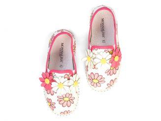 Monnalisa Schuhe Slip on Margherite