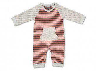 Tommy Hilfiger Strampler Double Stripe Baby