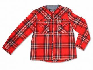 Tommy Hilfiger Bluse Check Mini Shirt