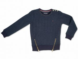 Tommy Hilfiger Pullover Calbe Quilted