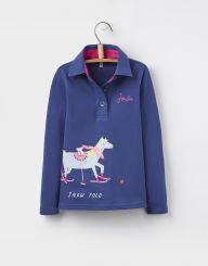 Joules Poloshirt Pferd