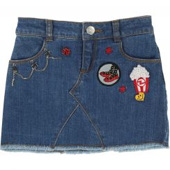 Little Marc Jacobs Jeansrock