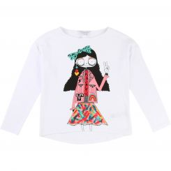 Little Marc Jacobs Langarmshirt Manches