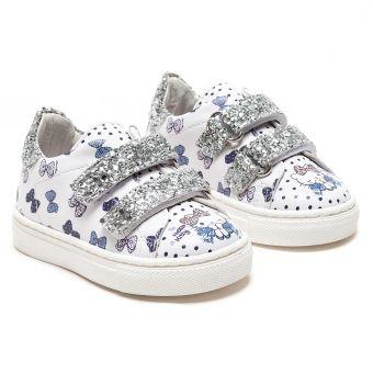 Monnalisa Schuhe Sneakers St. Fiocchi Hello Kitty