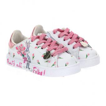 Monnalisa Sneaker Tulips Bugs Bunny