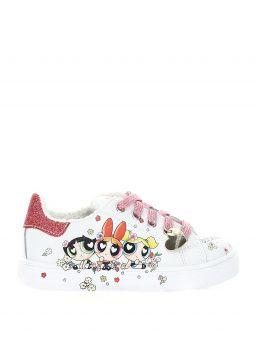Monnalisa Schuhe Sneaker Team Bubbles