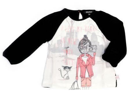 DKNY Donna Karan New York  Langarmshirt