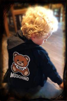 Moschino Sweatshirtjacke