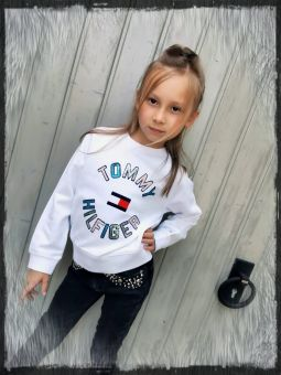 Tommy Hilfiger Pullover Sequins Sweatshirt