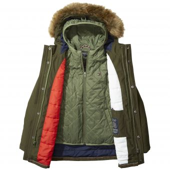 Tommy Hilfiger Winterjacke 2 in 1 jacket