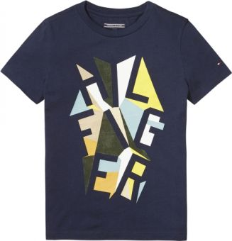 Tommy Hilfiger T-Shirt Graphic CN