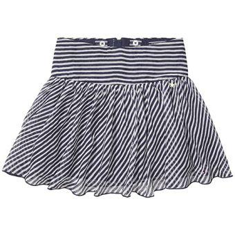 Tommy Hilfiger Rock Stripe Chiffon Skirt