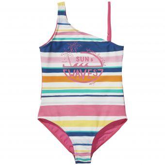 Tommy Hilfiger Badeanzug Painted Stripe