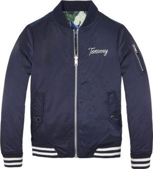 Tommy Hilfiger Jacke Revesible Bomber