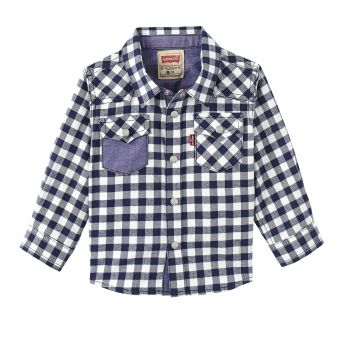 Levis Hemd LS Shirt Patchy
