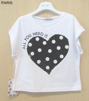 Elsy T-Shirt Paris