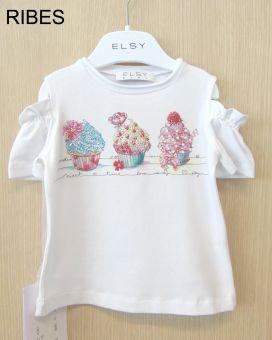 Elsy T-Shirt Ribes