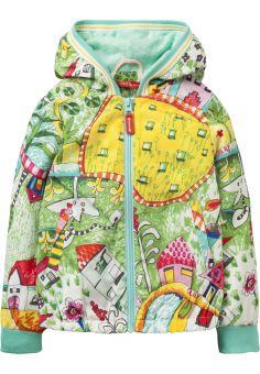 Oilily Jacke Coocoo hooded jacket
