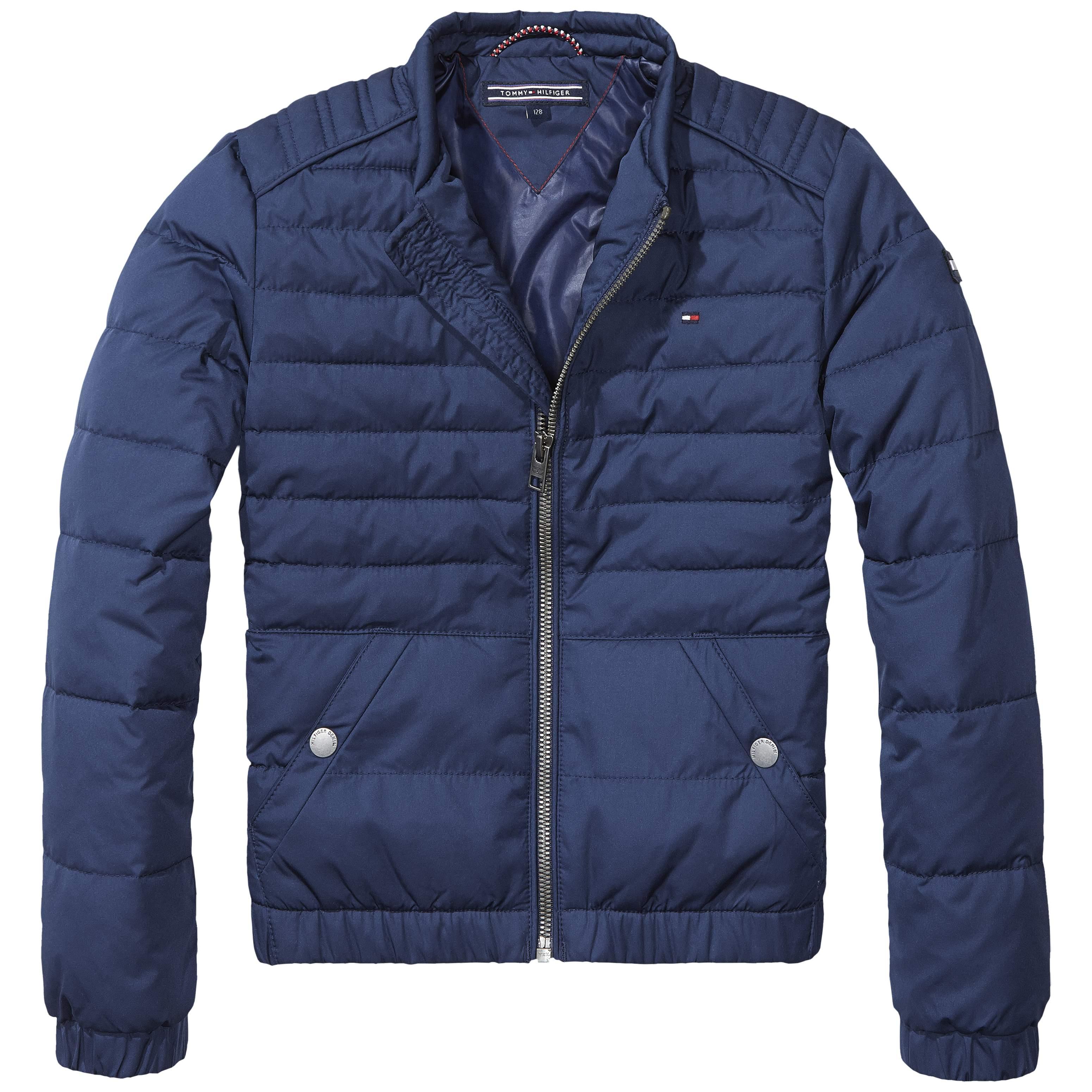 tommy hilfiger jacke thkg filled jacket in new. Black Bedroom Furniture Sets. Home Design Ideas
