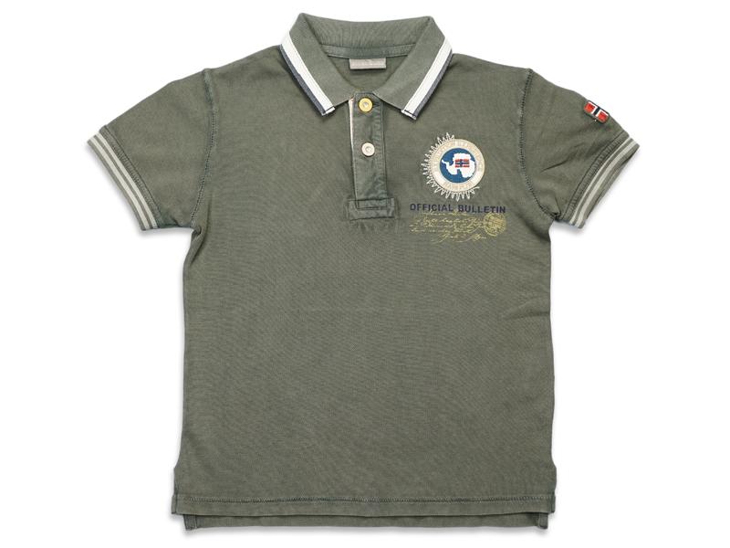 buy popular e8e28 93291 Napapijri Jungen Poloshirt K Gandy