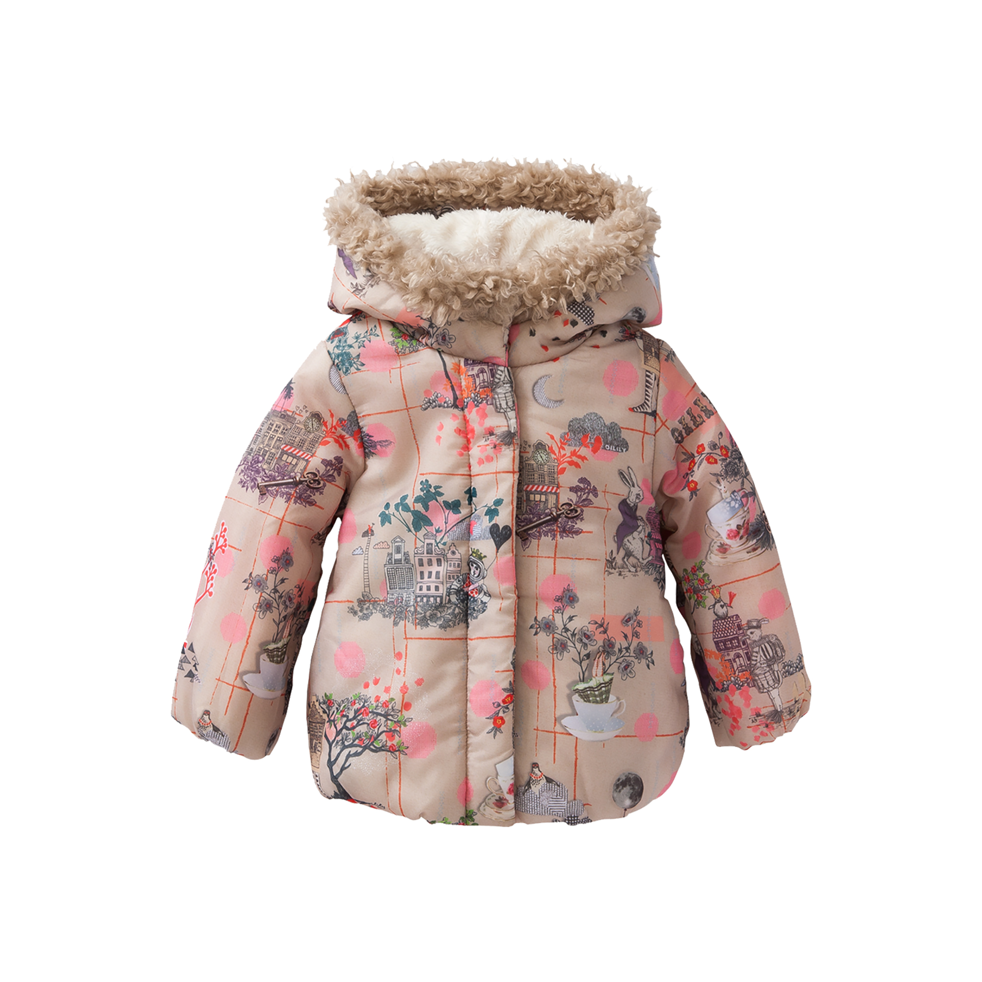 Oilily Winterjacke Chilly Coat